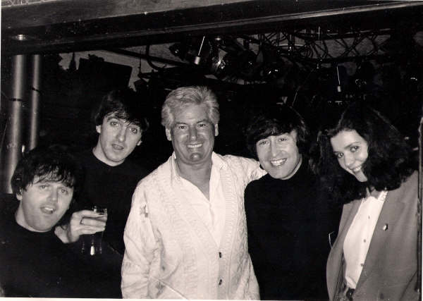 "Brannigans Blackpool with Roy Walker 1991 ""Say what you see!!! … And I see John Lennon"" Roy Walker"
