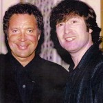 "Tom Jones 'American/Canadian tour' 1991 ""When I first saw Gary I thought I'd seen a bloody ghost!"" Tom Jones"